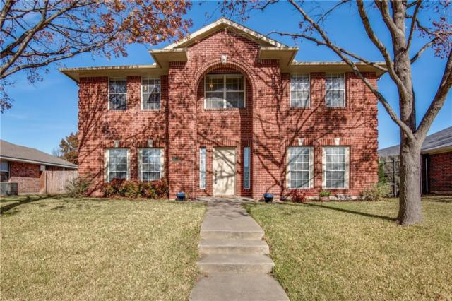 1013 Edison Lane, Allen, TX 75002 (MLS #13740503) :: Exalt Realty