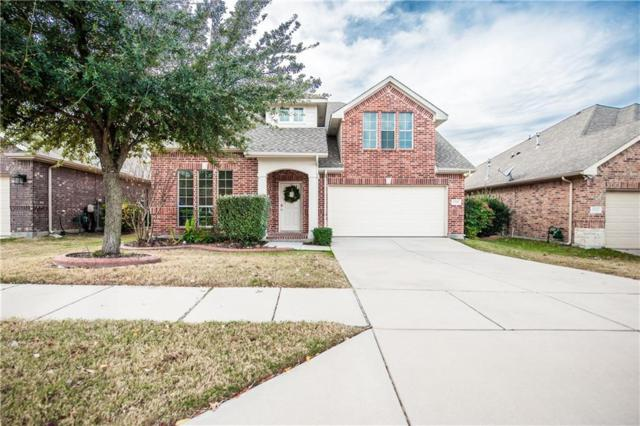 1916 Michelle Creek Drive, Little Elm, TX 75068 (MLS #13740589) :: Team Tiller