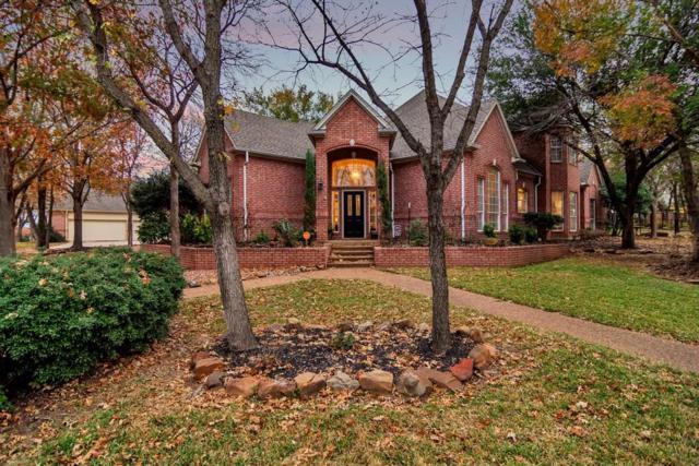 1101 Driftwood Court, Keller, TX 76248 (MLS #13740777) :: Team Hodnett