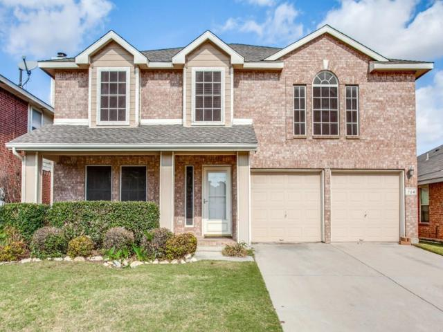 724 Fox Hunt Trail, Fort Worth, TX 76179 (MLS #13740901) :: Century 21 Judge Fite Company
