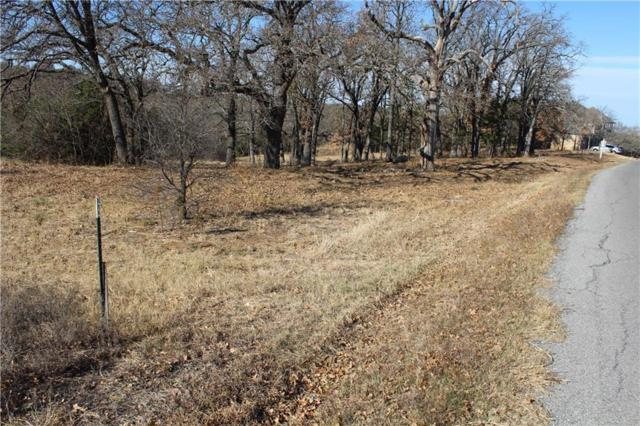 Lot 6 Tanglewood Boulevard, Pottsboro, TX 75076 (MLS #13741002) :: Team Hodnett