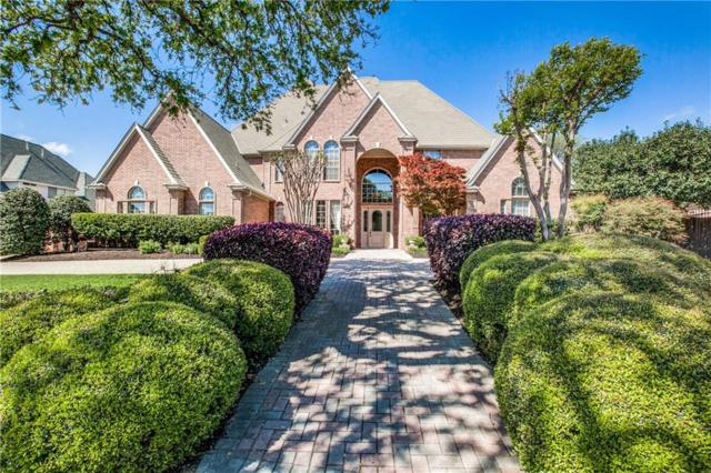 4814 Cranbrook Drive E, Colleyville, TX 76034 (MLS #13741117) :: The Mitchell Group