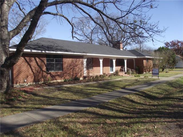 328 S Church Street, Pilot Point, TX 76258 (MLS #13741178) :: Team Hodnett