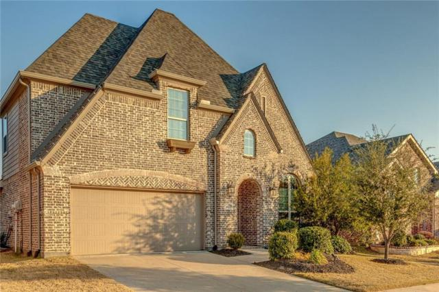 1613 Golf Club Drive, Lantana, TX 76226 (MLS #13741312) :: The Real Estate Station