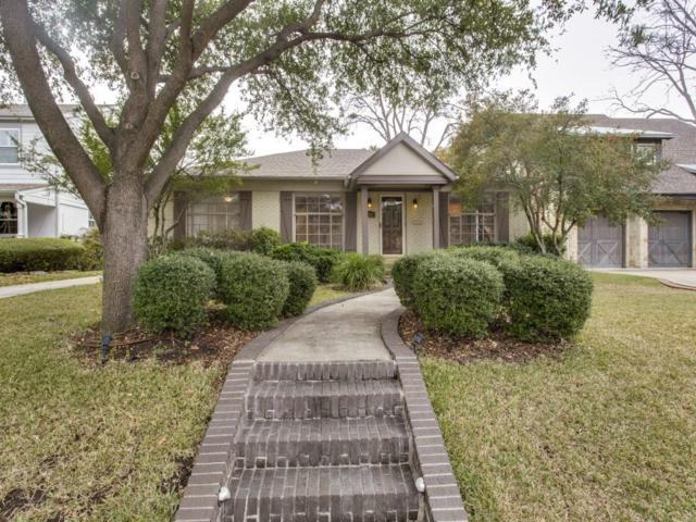 Dallas, TX 75214 :: RE/MAX Preferred Associates