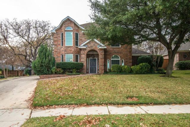 2632 Wickersham Court, Grapevine, TX 76051 (MLS #13741402) :: Team Hodnett