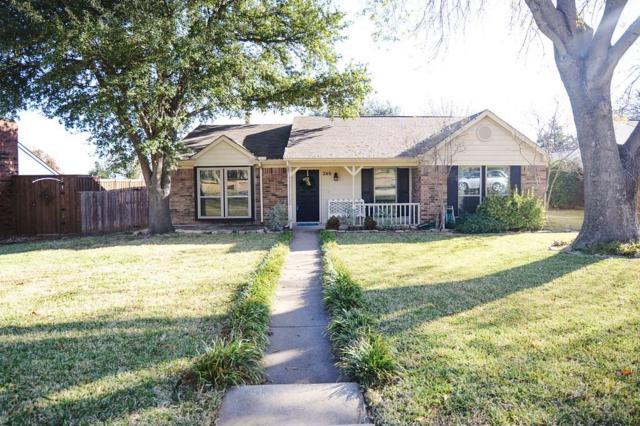 240 Aspenway Drive, Coppell, TX 75019 (MLS #13741509) :: Team Hodnett