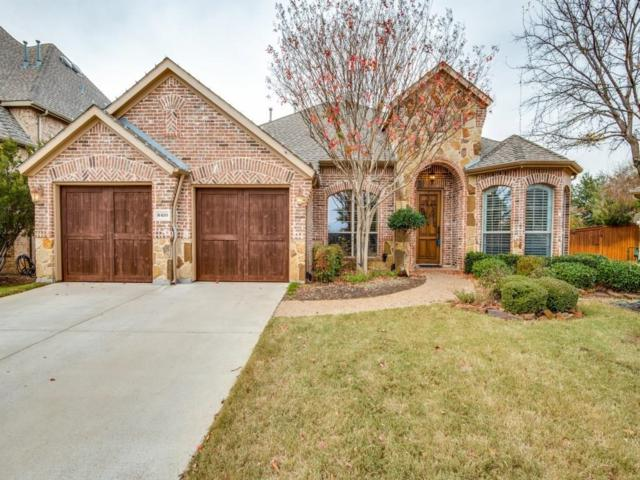 8410 Linden Street, Lantana, TX 76226 (MLS #13741510) :: The Real Estate Station
