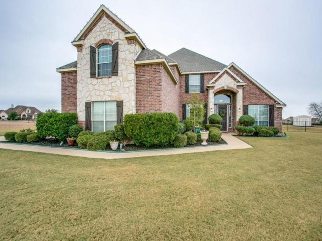11324 Round Lane W, Haslet, TX 76052 (MLS #13741526) :: The Marriott Group
