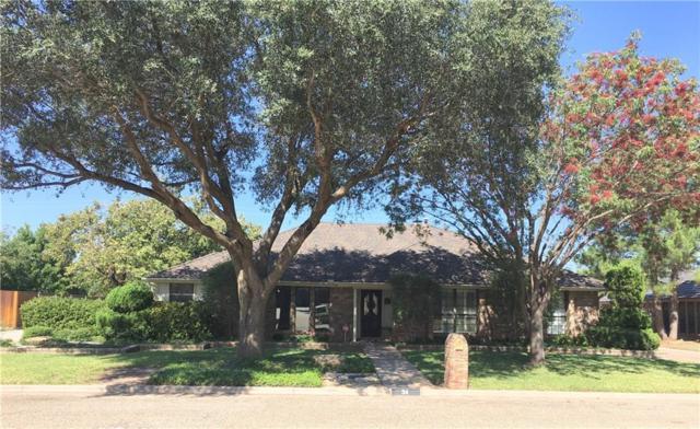 54 Augusta Drive, Abilene, TX 79606 (MLS #13741584) :: The Tonya Harbin Team