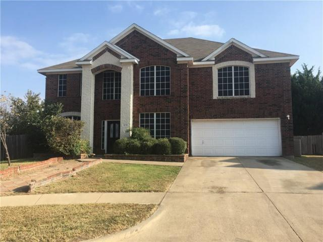 1210 Waterford Oaks Circle, Cedar Hill, TX 75104 (MLS #13741594) :: RE/MAX Preferred Associates