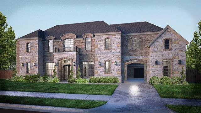 1641 St Peter Lane, Prosper, TX 75078 (MLS #13741600) :: Team Hodnett
