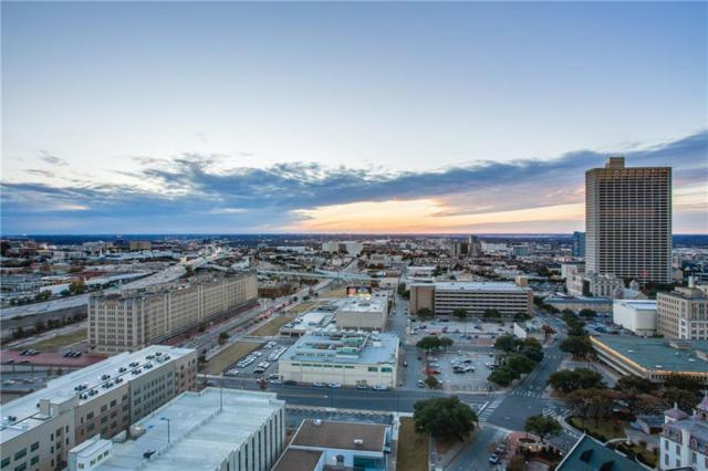 1301 Throckmorton Street #1904, Fort Worth, TX 76102 (MLS #13741602) :: The Mitchell Group