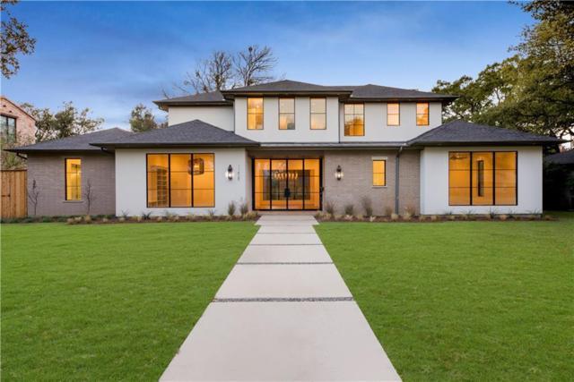11429 Parkchester Drive, Dallas, TX 75230 (MLS #13741628) :: Team Hodnett