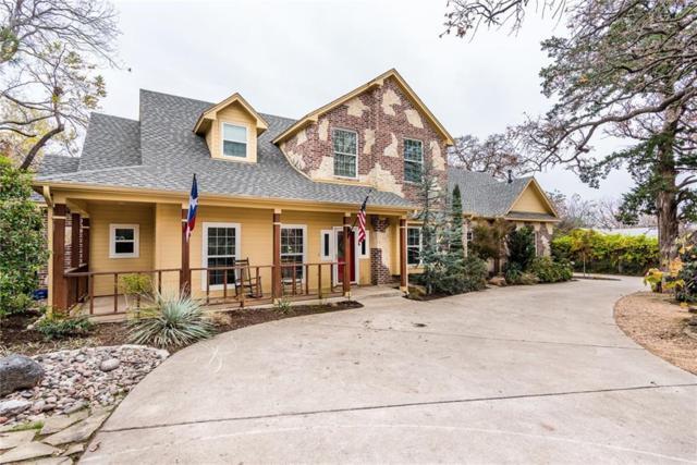 7321 Craig Street, Fort Worth, TX 76112 (MLS #13741653) :: Team Hodnett