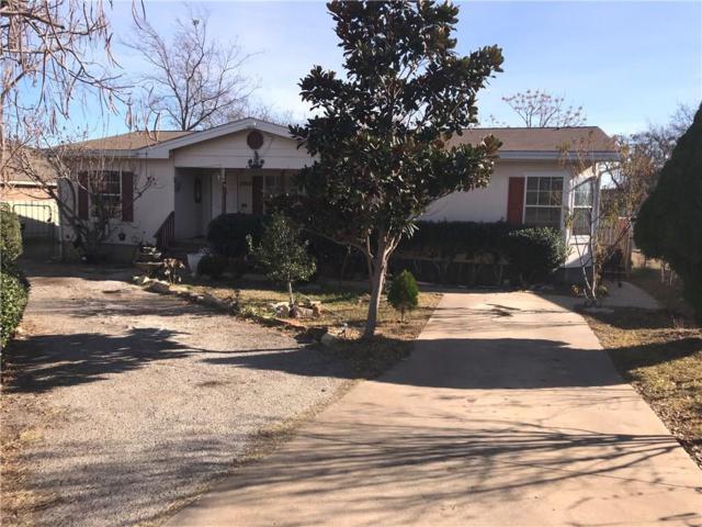 2964 Rosen Avenue, Fort Worth, TX 76106 (MLS #13741732) :: Team Hodnett