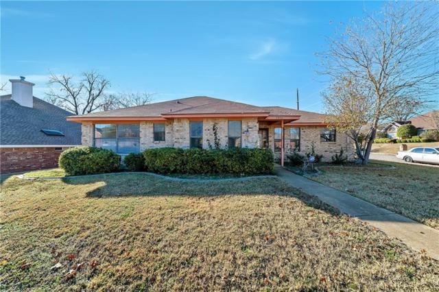1931 Timberline Circle, Duncanville, TX 75137 (MLS #13741733) :: RE/MAX Preferred Associates