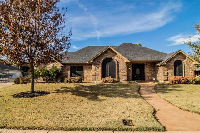 412 Flagstone Drive, Burleson, TX 76028 (MLS #13741737) :: The Mitchell Group
