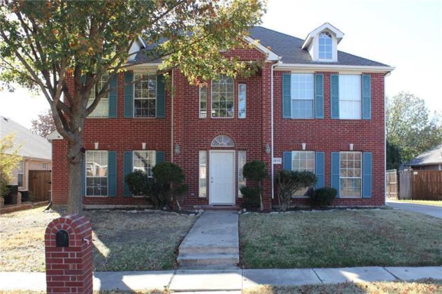 2817 Elmridge Drive, Flower Mound, TX 75022 (MLS #13741750) :: Team Hodnett