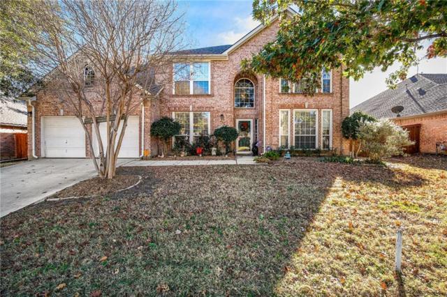 2809 Meadow Green Drive, Flower Mound, TX 75022 (MLS #13741790) :: Henegar Property Group -- Keller Williams Realty
