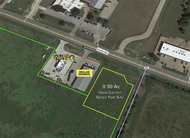 TBD Fm 664, Ovilla, TX 75154 (MLS #13741877) :: RE/MAX Preferred Associates