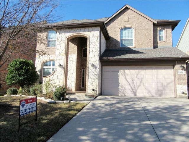 1451 Bonham Parkway, Lantana, TX 76226 (MLS #13742068) :: Team Hodnett