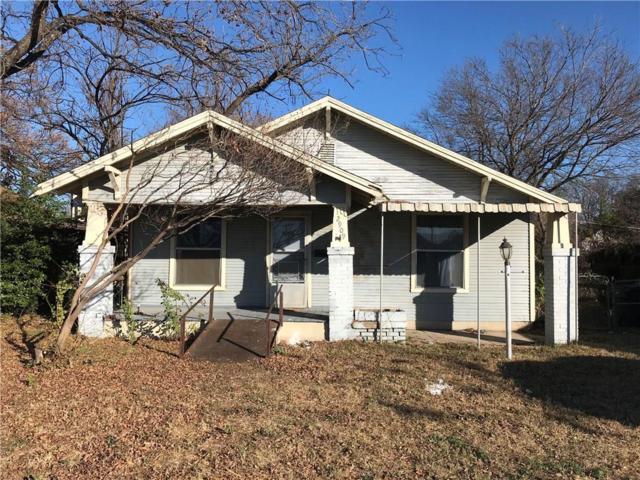 2909 Mclemore Avenue, Fort Worth, TX 76111 (MLS #13742239) :: Team Hodnett