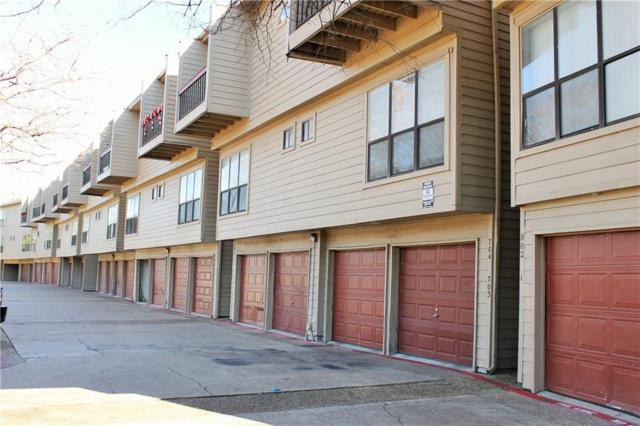 7660 Skillman Street #402, Dallas, TX 75231 (MLS #13742253) :: Baldree Home Team