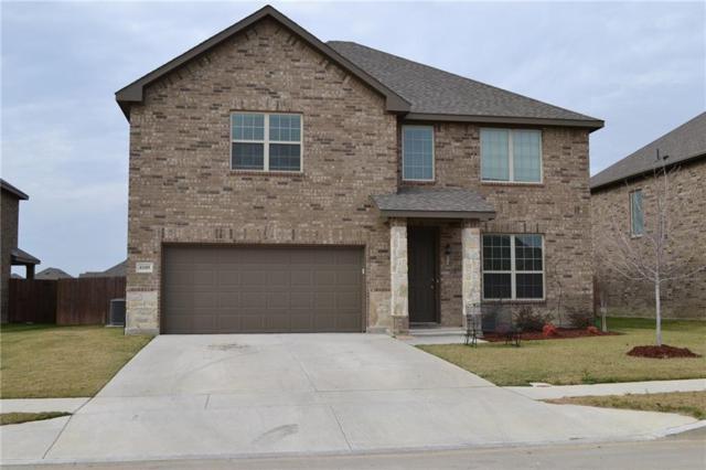 4109 Glen Abbey Drive, Fort Worth, TX 76036 (MLS #13742260) :: Team Hodnett