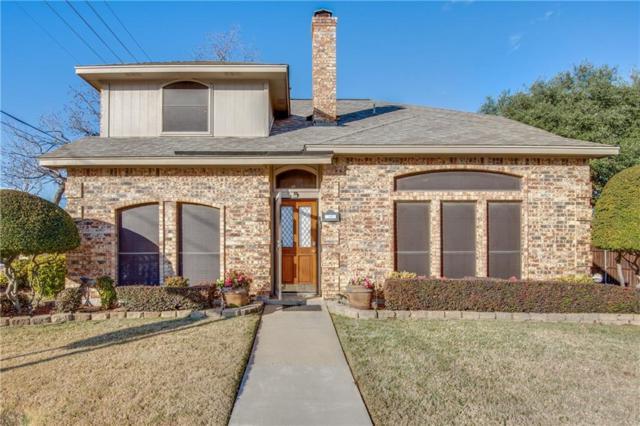 101 Summer Place Drive, Coppell, TX 75019 (MLS #13742276) :: Team Tiller