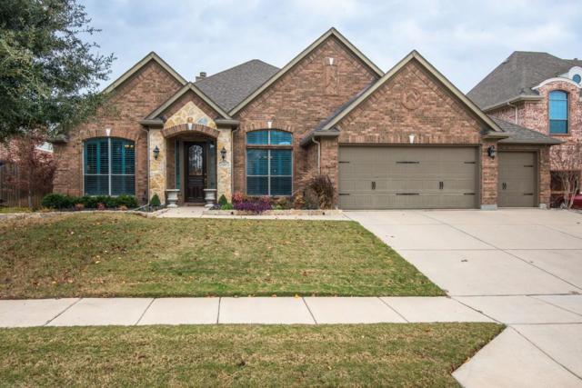1203 Hackworth Street, Roanoke, TX 76262 (MLS #13742307) :: The Marriott Group