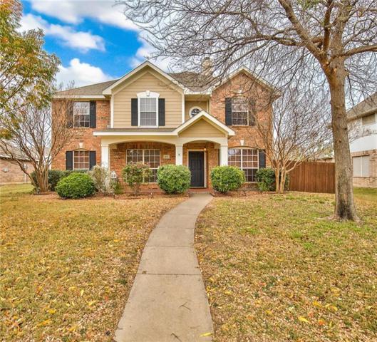 917 Meadowgate Drive, Allen, TX 75002 (MLS #13742333) :: Exalt Realty