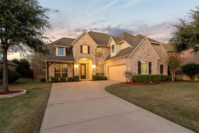 1121 Dripping Springs Drive, Keller, TX 76248 (MLS #13742377) :: Exalt Realty