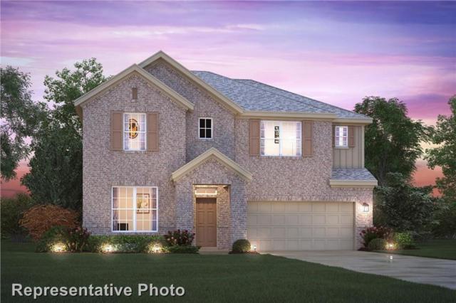 6136 Sutton Fields Trail, Celina, TX 75009 (MLS #13742385) :: Team Hodnett