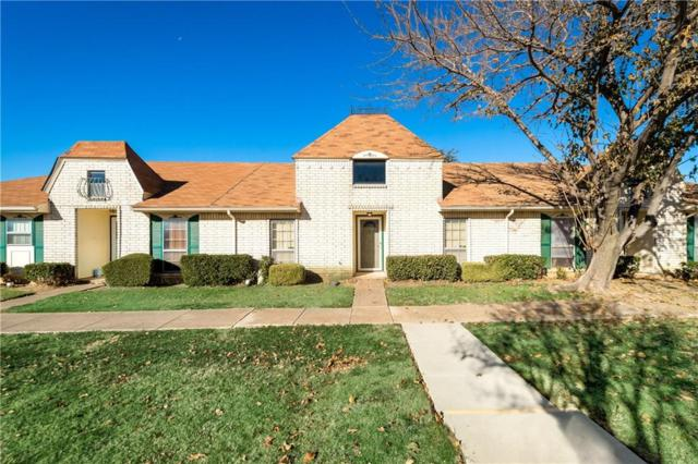 4 W Townhouse Lane #31, Grand Prairie, TX 75052 (MLS #13742414) :: Team Hodnett