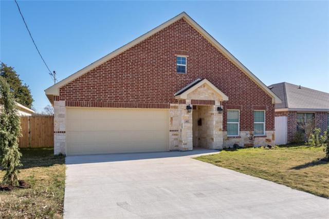442 Bissonet Avenue, Dallas, TX 75217 (MLS #13742422) :: RE/MAX Preferred Associates