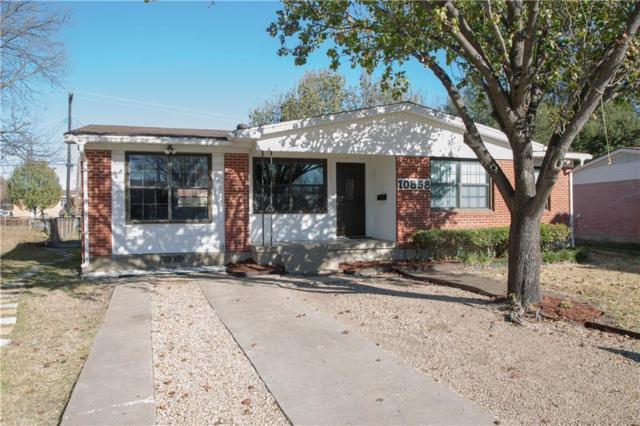 10858 Cassandra Way, Dallas, TX 75228 (MLS #13742427) :: RE/MAX Preferred Associates