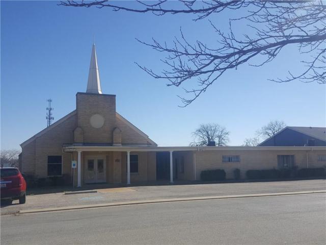 212 N Tarrant Street, Crowley, TX 76036 (MLS #13742523) :: The Mitchell Group