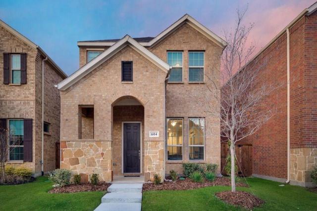 604 Ansley Way Way, Allen, TX 75013 (MLS #13742525) :: Exalt Realty