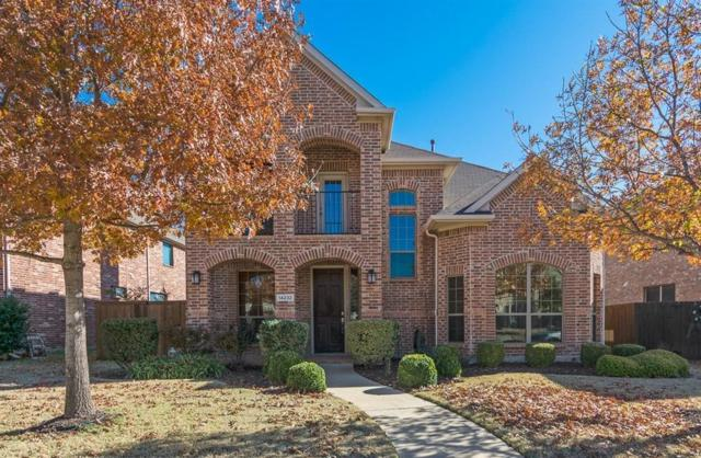 14232 Rising Star Boulevard, Frisco, TX 75033 (MLS #13742572) :: Real Estate By Design