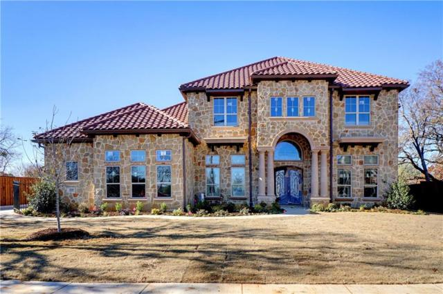 3040 Lake Drive, Southlake, TX 76092 (MLS #13742587) :: The Marriott Group