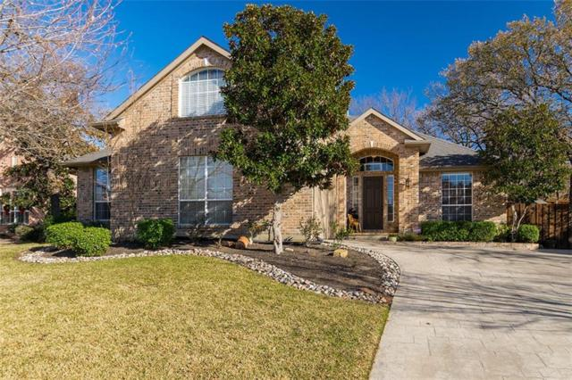 815 Edgewood Drive, Keller, TX 76248 (MLS #13742589) :: The Marriott Group