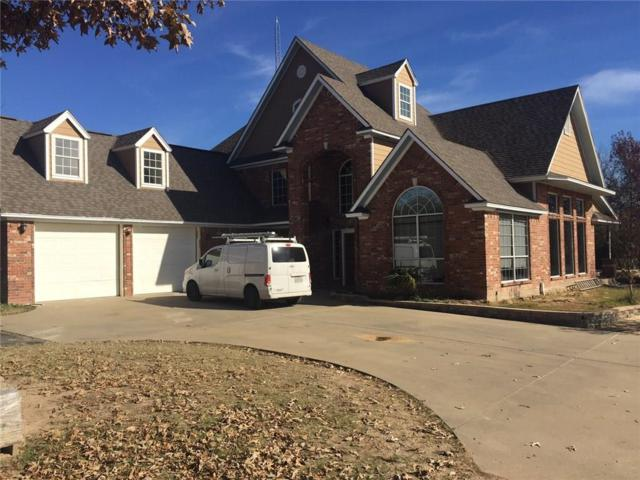 548 Private Road 7328, Emory, TX 75440 (MLS #13742609) :: Team Hodnett