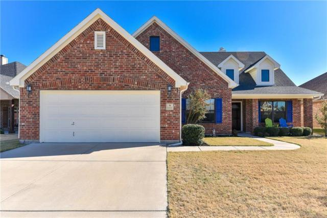1031 Saint Andrews Drive, Burleson, TX 76028 (MLS #13742695) :: The Mitchell Group