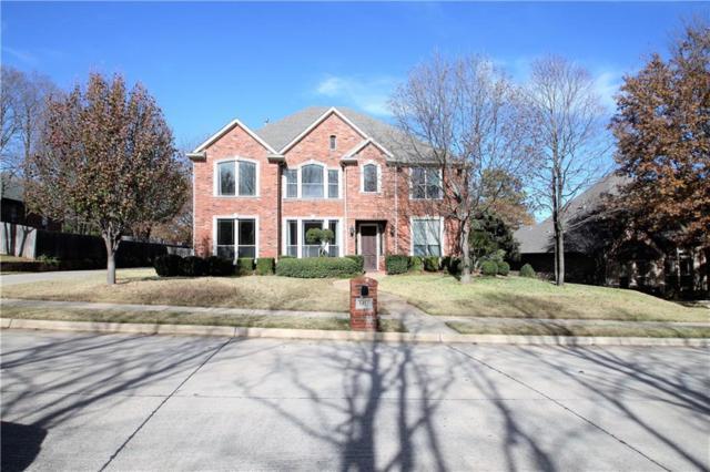 1413 Jacob Avenue, Keller, TX 76248 (MLS #13742726) :: Exalt Realty
