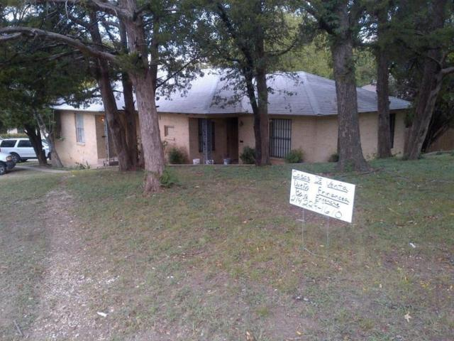 945 Fernwood Avenue, Dallas, TX 75216 (MLS #13742753) :: Team Hodnett
