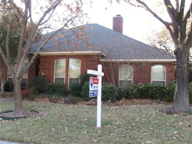 1408 Sweetgum Circle, Keller, TX 76248 (MLS #13742774) :: Exalt Realty