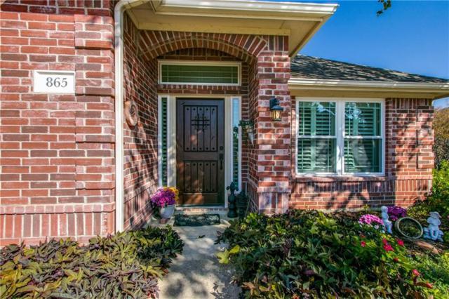 865 Summit Pointe, Lewisville, TX 75077 (MLS #13742872) :: Henegar Property Group -- Keller Williams Realty