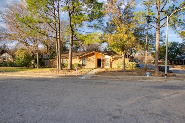 3229 Broken Arrow Road, Denton, TX 76209 (MLS #13742925) :: Team Tiller