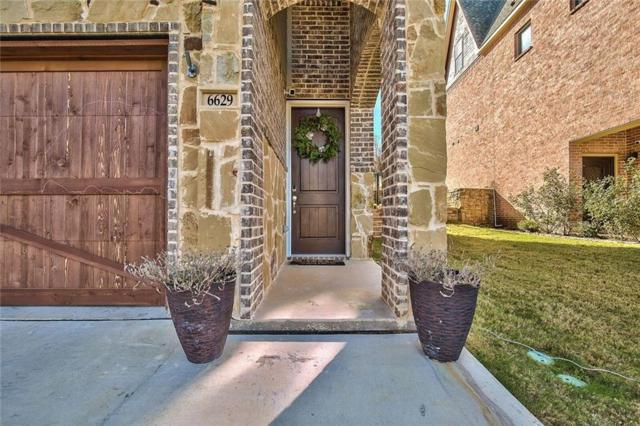 6629 Lost Star Lane, Fort Worth, TX 76132 (MLS #13742953) :: Carrington Real Estate Services